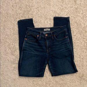 Madewell Slim Straight Jeans